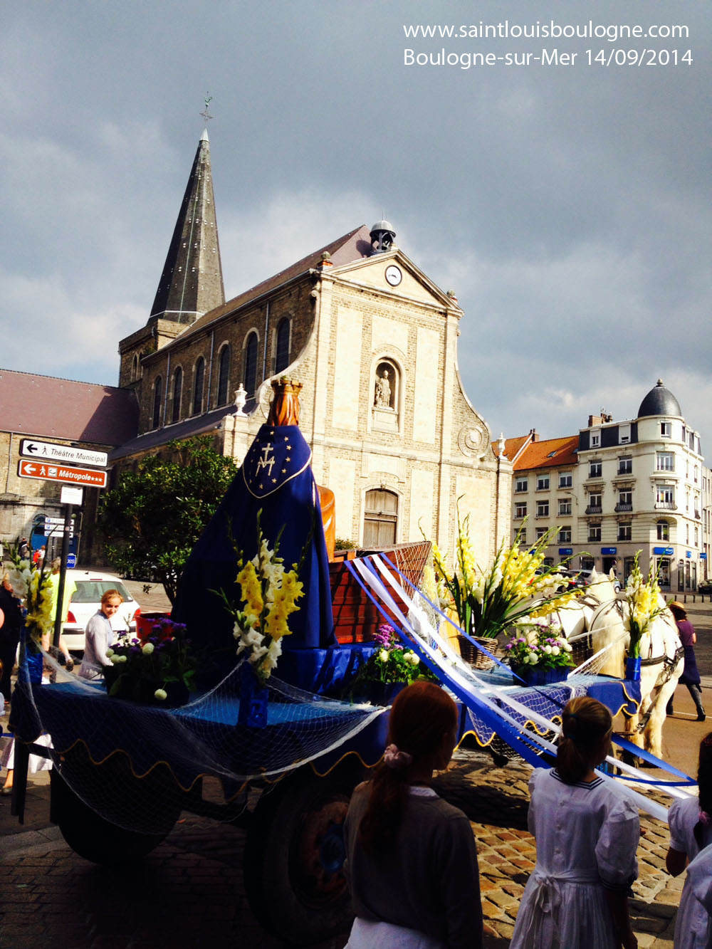 Procession Saint Louis 2014