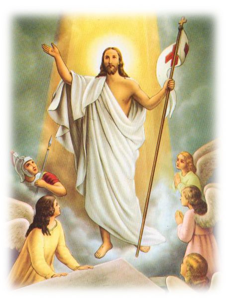Resurrection du Christ