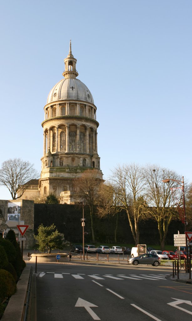 photo cathedrale de boulogne