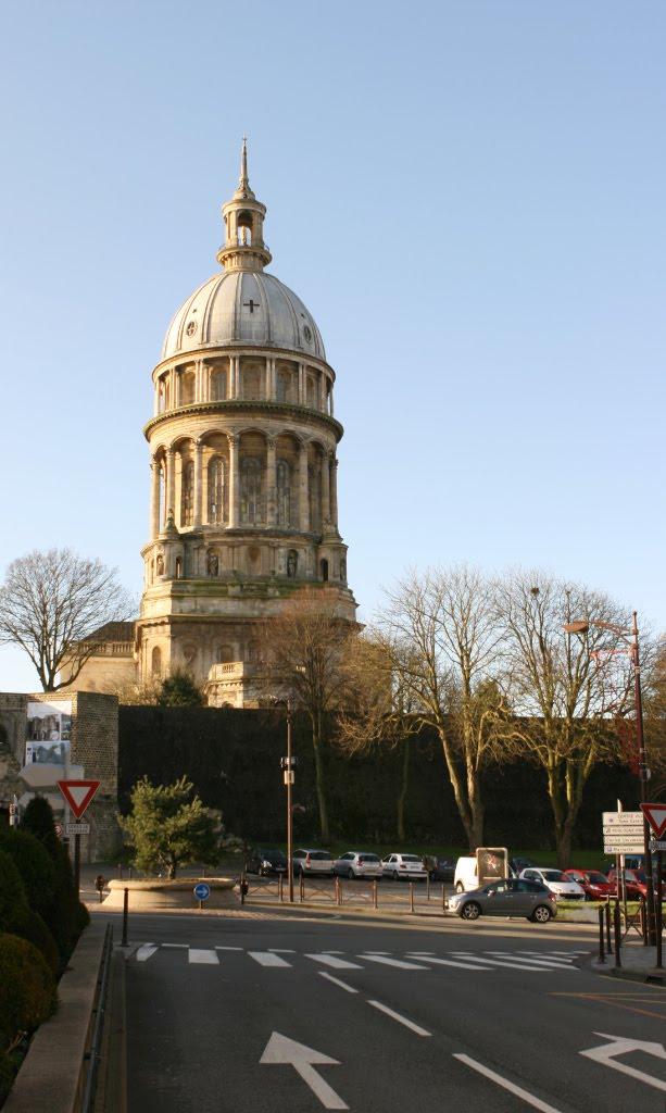 photo cathedrale de boulogne