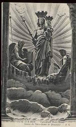 image de Notre Dame de Boulogne