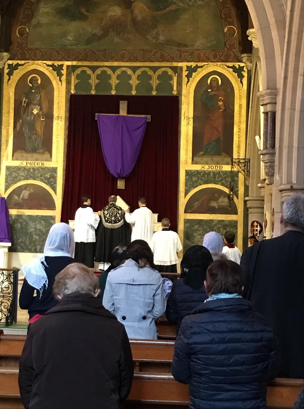 les grandes prières catholiques du vendredi saint